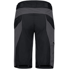 VAUDE Downieville Shorts Men black/anthracite print